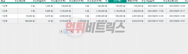 텐퍼센트 먹튀검증 증거자료